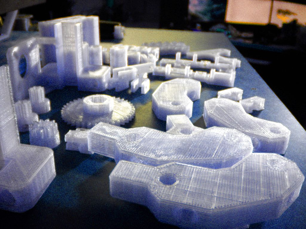 the 3d printing revolution I am a director of a larger engineering and manufacturing group that provides processing equipment into the minerals processing markets - aggregates production, minerals separation and benefaction.