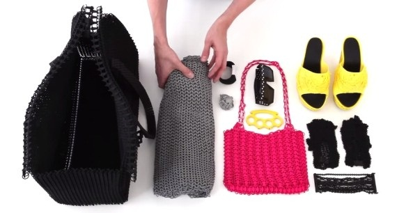 Lost Luggage? Just 3D Print A New One