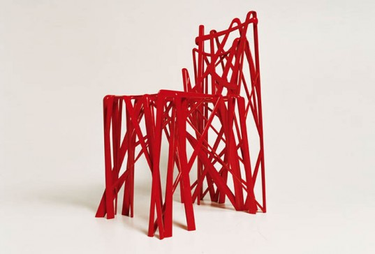 First 3D Printed Metal Chair Launched