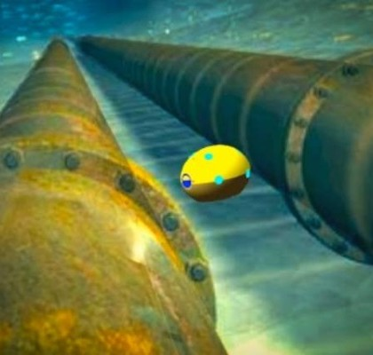 MIT Researchers create 3D printed underwater robot for port security